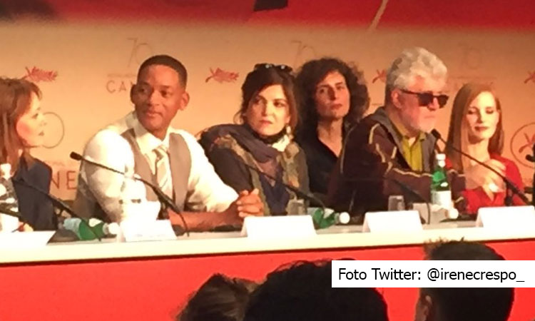 pedro almodovar will smith chocan cannes netflix